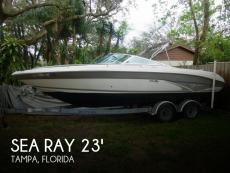 1997 Sea Ray 230 BR Signature