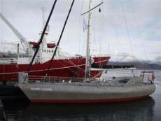 2013 CUSTOM Arctic Sailing Research Vessel Oceanographic Polar Scientific