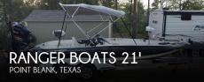 2013 Ranger Boats INTRACOASTAL Z21i 45th Anniversary Edition