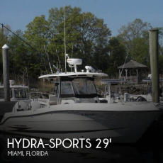 2006 Hydra-Sports 2900 CC Vector