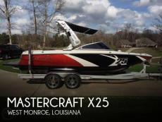 2011 Mastercraft X25