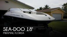 2011 Sea-Doo 180 Challenger Supercharged