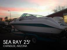1995 Sea Ray Sundancer 250 DA