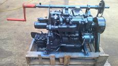 Lister STW2 28hp Keel Cooled Marine Diesel Engine Package