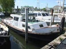 Push-Tow workboat
