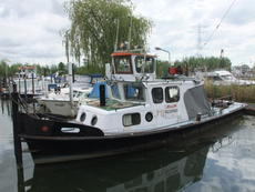 Push-Tow workboat