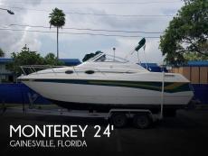 1997 Monterey 256 Cruiser