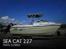 2008 Sea Cat 227