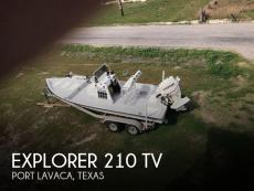 2006 Explorer 210 TV