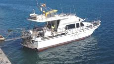 Trader 54 Sunline 1990 2 x 375 hp cat
