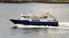 Passenger/cargo/crew vessels 48 pax trade area 4 EU C
