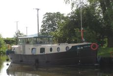 Outstanding 57 x 12 dutch barge