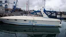 ABBATE PRIMATIST 42' OF ITALIAN STYLE WITH UK POWER ONLY  £37500