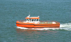 13M CREW SUPPLY BOAT