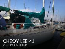 1984 Cheoy Lee 41