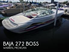 1995 Baja 272 Boss
