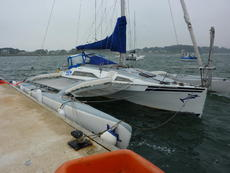 Farrier F9AX trimaran year 2000
