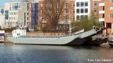 Sand cargo vessel Jehander 2