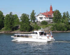 Aluminium Charter boat 14.90