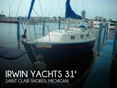 1985 Irwin Yachts Citation
