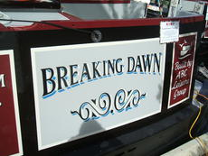 Breaking Dawn 8% (4 Week) Boat Share