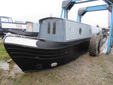 2019 58ft Cruiser stern narrowboat new build