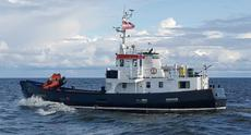 BEST PRICE!!! Multipurpose Work Boat 24m. All new Class Certificates.