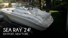 1997 Sea Ray 240 Sundancer