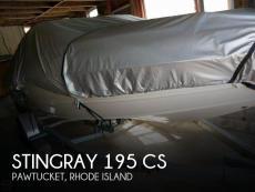 2011 Stingray 195 CS
