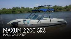 2004 Maxum 2200 SR3