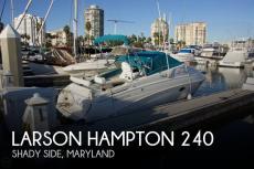 1994 Larson Hampton 240