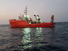 39m Dive Support Vessel