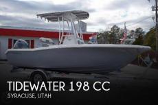 2017 Tidewater 198 CC