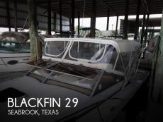 1987 Blackfin 29 Combi