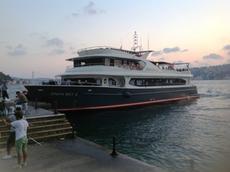 Beautifull 37 meter Day Cruiser