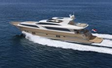 2020 Van der Valk Raised Pilothouse 35M