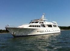 1986 Denison Raised Bridge Motor Yacht-1986/2010