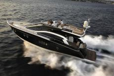 2013 Sessa Marine Fly 54