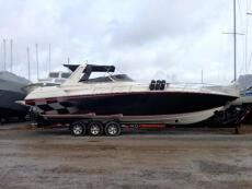 2008 Fountain 38 Express Cruiser