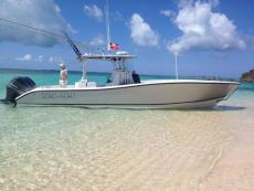 2013 Yellowfin 36 Offshore w/HELM MASTER