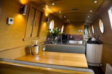 Jon Buoy - 58ft, Luxury Narrowboat