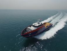 39mtr, 72pax, 28 knot Crew / Supply vessel (2019)
