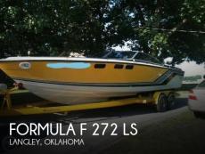 1986 Formula F 272 LS