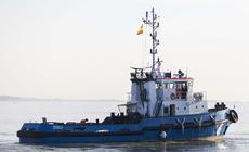 1987 TUG Twin Screw 27.45 m Only For Charter