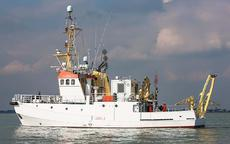 1974 RESEARCH Survey Vessel 24.40 m Only For Charter