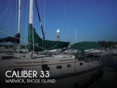 1987 Caliber 33