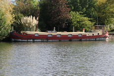 22.2m Dutch Barge, Residential Cruising