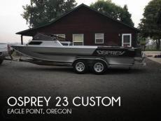 1988 Osprey 23 Custom