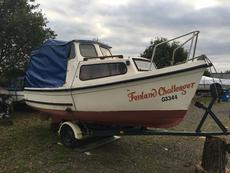 Island Plastic 16 'Fenland Challenger'