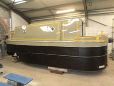 20 Ft Narrowboat Tug